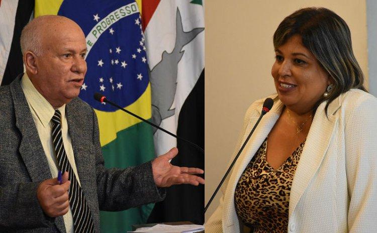 De acordo com Vick e Luciana, veículo não pode ser transferido ao município enquanto situação não for resolvida